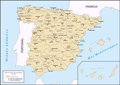 Vozpópuli - De cómo España llegó a tener 50 provincias