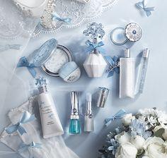 JILL STUART Crystal Bloom Something Pure Blue limited items | NEW ITEM