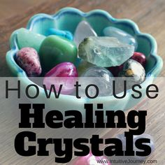 Healing crystals have been used for centuries to harmonize, balance, and stimulate our energy.