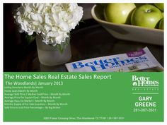 home-sales-real-estate-report-the-woodlands-tx-2013-better-homes-and-gardens-real-estate-gary-greene-2813673531 by Ken Brand via Slideshare