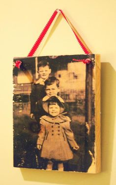A fabulous gift idea! Check out the facebook page.