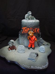 Thriller cake - For my next Birthday?!