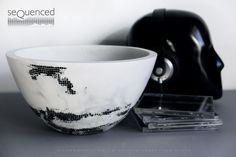 Bowl Concrete Sequenced