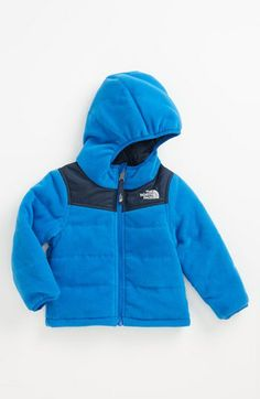 The North Face 'True or False' Reversible Jacket (Baby Boys) available at #Nordstrom