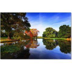 Trademark Fine Art Autumnal Beauty Canvas Art by Philippe Sainte-Laudy, Size: 16 x 24, Multicolor