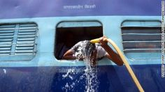 See pictures from India, where stifling heat has killed more than 1,300 people.