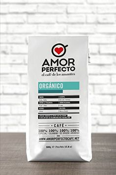 Amor Perfecto Organic Whole Bean Gourmet Espresso Colombian Coffee Medium Roast -- More info could be found at the image url. (This is an affiliate link and I receive a commission for the sales) Colombian Coffee, Amazon Website, Pour Over Coffee, Coffee Packaging, Amazon Associates, Best Coffee, Coffee Beans, Timeline, Espresso