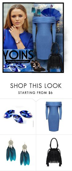 """""""yoinscollection"""" by fahreta1992 ❤ liked on Polyvore featuring women's clothing, women, female, woman, misses, juniors and yoinscollection"""