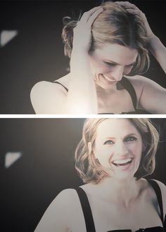 Stana Katic - seriously, WHY are you so adorable?