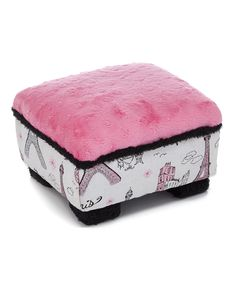 Look what I found on #zulily! Paris Ottoman for 18'' Doll by Creative Kid Chairs #zulilyfinds