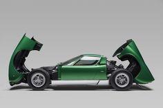 Deze Lamborghini Miura SV debuteerde 45 jaar geleden in Genève