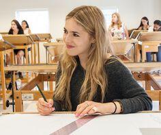 The #FIDM Blog: Take a Saturday Class at FIDM: Fashion Sketching + Bonus Financial Aid Workshop (Feb. 21)