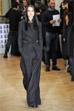 Fall 2013 Ready-to-Wear Yang Li