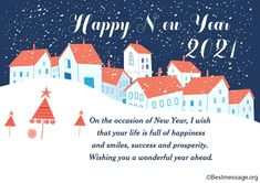 Happy New Year Messages, Greetings, and Wishes. Enjoy these beautiful New Year Quotes, new year messages, greetings, and wishes to share with family members, friends or colleagues Happy New Year Love, Happy New Year Friends, Happy New Year Wishes, Happy New Year 2020, New Year Message Quote, Happy New Year Message, Message Quotes, Happy New Year Greetings Messages, New Year Messages
