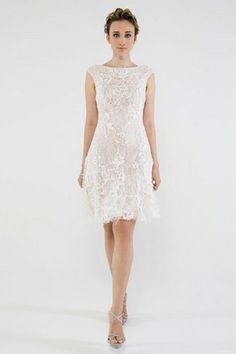 Short Wedding Dresses 2014 | Francesca Miranda Spring 2014 Bridal Collection.