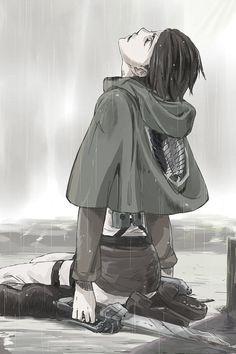 Levi Rivaille, Shingeki no Kyojin