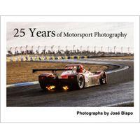 25 Years of Motorsport Photography por Jose Bispo