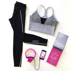 """""""The POWER of PRINT adds an energizing boost to every outfit. P.S. 44 NEW active styles just landed instore"""
