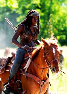 "Michonne 4x2 ""Infected"""