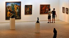 Detenido ladrón de obras de arte - Conexión Cubana