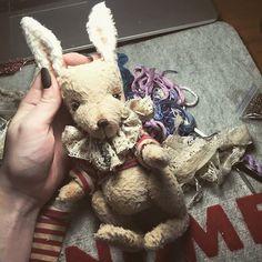 Малыш Герман. Продаётся. FOR ADOPTION. #teddy #teddyrabbit #rabbit #vintage #vintagetoy #toy #viscose #cute #bunny #кролик #игрушка #авторскаяигрушка #авторскаякукла #винтажнаяигрушка #винтаж #тедди #foradoption #forsale #sale #usagi
