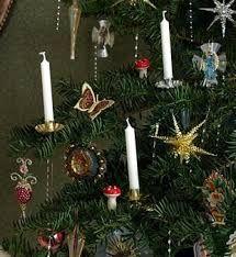 Výsledek obrázku pro držák na svíčky na stromek