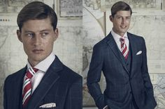 MJ Bale Autumn/Winter 2014 Advertising Campaign   FashionBeans.com