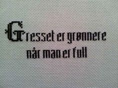 Handicraft, Diy And Crafts, Funny Pictures, Funny Quotes, Cross Stitch, Crafting, Diagram, Smile, Embroidery
