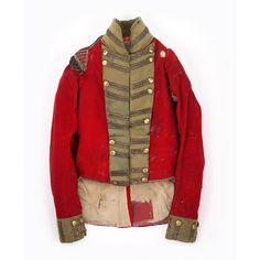 uniform coat of Lieutenant Henry Anderson of the Regiment of Foot Henry Anderson, Lighting Companies, Military Coats, Military Uniforms, Red Coats, British Army Uniform, Uniform Ideas, Rule Britannia, School