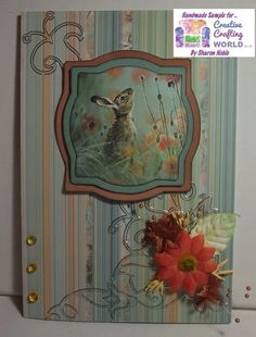 As seen on Create and Craft May Create And Craft Tv, British Wildlife, Wild Hearts, Beautiful Artwork, Mixed Media, Sketches, Crafty, Artist, Cards