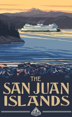 San Juan Islands, my family vacation spot while I was growing up...Smallpox Bay around 1978-1984!