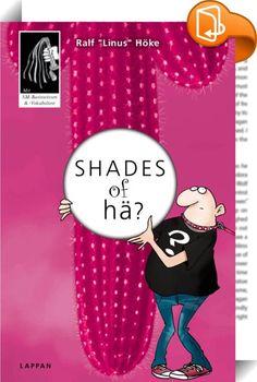 """Shades of hä?    ::  Es passiert täglich. Eine Frau legt nach der Lektüre von """"Shades of Grey"""" das Buch zur Seite und formt mit bebenden Lippen einen Satz, der für Männer nicht folgenschwerer sein könnte: """"Das will ich auch"""". Aber was bloß? Dieses Buch hilft dem unbedarften SM-Neuling. Es fasst die wahrhaft fesselnde Handlung des Originals verständlich zusammen, vermittelt spielerisch das nötige Basiswissen im Bereich BDSM und gibt praxisorientierte Heimwerkertipps für den Bau des nöti..."""