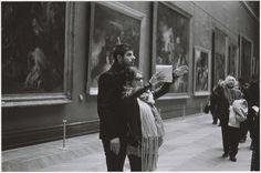 Paris is: Musée du Louvre