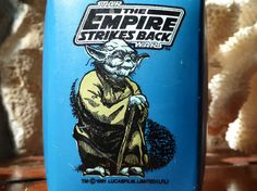 Star Wars The Empire Strikes Back Thermos 1981 by MyFrenchTexas on Etsy