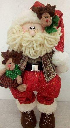 Cornish Pixie, Ideas Vintage, Santa, Teddy Bear, Dolls, Children, How To Make, Christmas, Animals