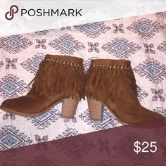 Booties Brand new, size 8.5 Shoes Ankle Boots & Booties