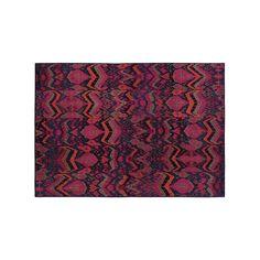 Oriental Weavers Kaleidoscope Pink Abstract Rug, Blue, 366453