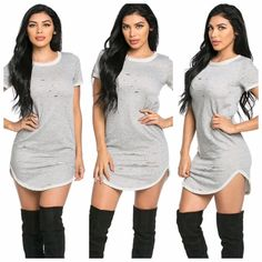 Pre-order Kylie Jenner T-shirt Dress / Tunic Kylie Jenner style t-shirt dress/tunic! Coming in sizes S-M-L! Comment your size to pre-order and I will create a listing once it arrives! ✨will be $35 Dresses