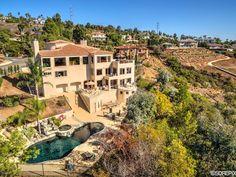 Incredible piece of real estate in La Costa with Carlsbad Ocean Views at 7302 El Fuerte Street, Carlsbad