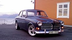 volvo amazon 1962 | american racing wheels | perfection ❤️