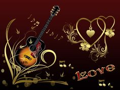 3D Music | Free Love Is Music To The Soul Wallpaper - Download The Free Love Is ...