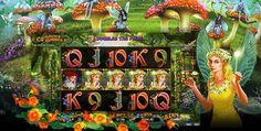 220% No Rules Bonus   15 Free Spins on Enchanted Garden @ 3 RTG Casinos June 2016