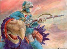 Nausicaä of the Valley of the Wind - Google Search