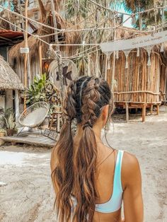 The Ultimate Girls' Guide to Tulum The Ultimate Girls' Guide to T. The Ultimate Girls' Guide to Tulum The Ultimate Girls' Guide to Tulum – Tripping with my Bff Trending Hairstyles, Pretty Hairstyles, Hairstyles Videos, Beach Hairstyles For Long Hair, Short Hairstyles, Perfect Hairstyle, Teenage Hairstyles, Hairstyles For Swimming, Cute Sporty Hairstyles