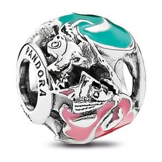 Flora, Fauna, and Merryweather Charm by PANDORA | Disney Store