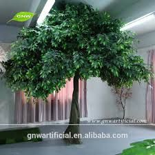 Image result for outdoor fake trees