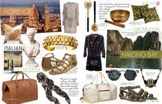 Style of Florence, Italia. #travel #kit