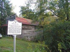 Bowens Mill - Old Saluda Dam Road