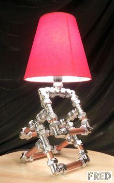 Herringbone Accent Lamp by FredPereira, €499.00