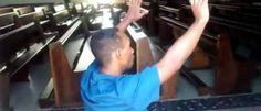 InfoNavWeb                       Informação, Notícias,Videos, Diversão, Games e Tecnologia.  : Ladrão se refugia em igreja e é obrigado a pedir p...
